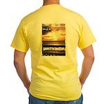 Snack Life Cloudy Beach Morning T-Shirt