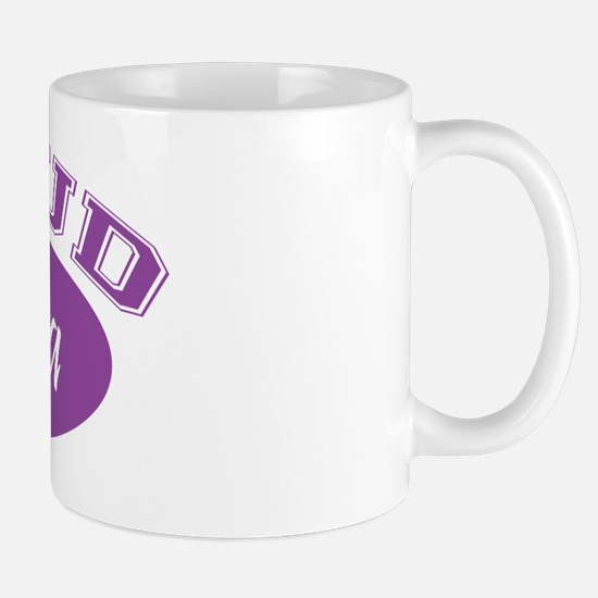 Proud YaYa (purple) Mug
