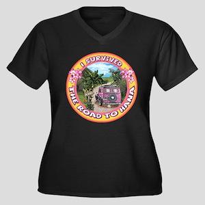 road_to_hana2 Plus Size T-Shirt
