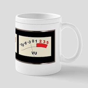 Stereo VU Meters Mugs