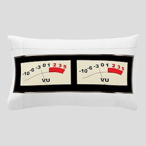 Stereo VU Meters Pillow Case