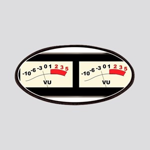 Stereo VU Meters Patch