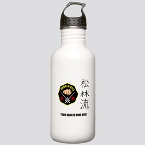 Personalized Shorin Ry Stainless Water Bottle 1.0L