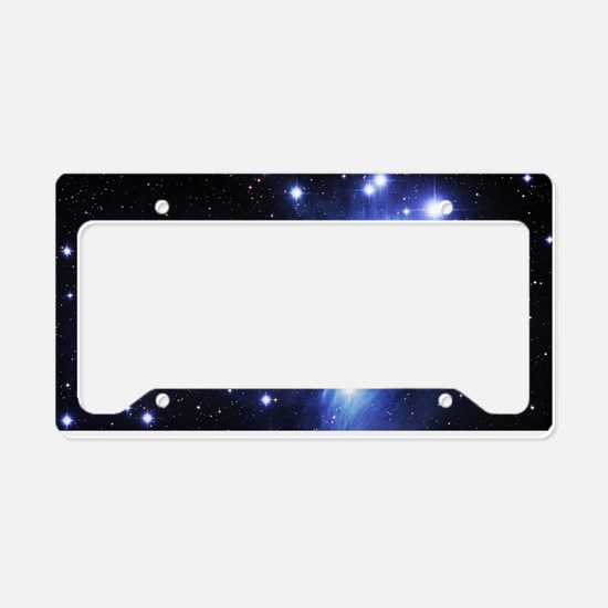 Unique Cluster License Plate Holder