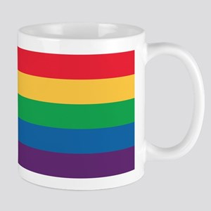 Rainbow Flag Pride Mugs