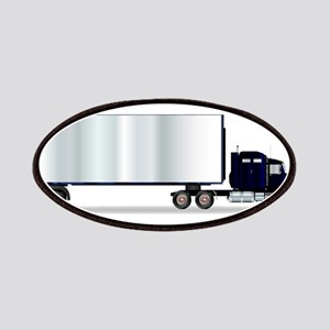 Truck Tractor Unit And Trailer Patch
