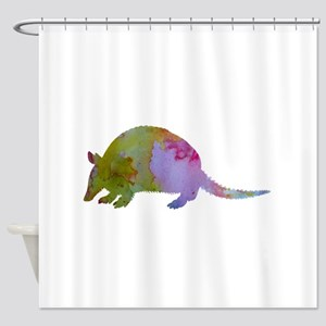 Armadillo Shower Curtain