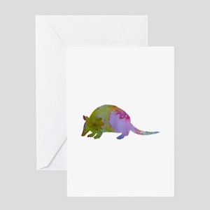 Armadillo Greeting Cards