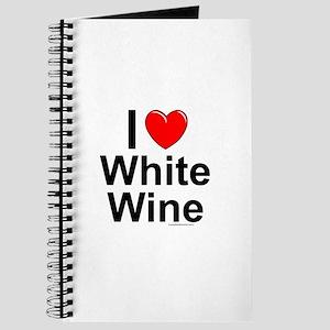 White Wine Journal