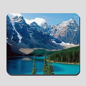Moraine Lake Banff National Park Canada Mousepad