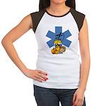 EMS Thanksgiving Women's Cap Sleeve T-Shirt