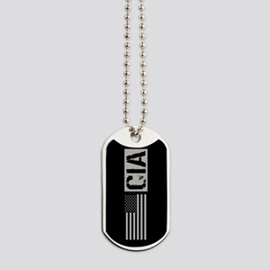 CIA: CIA (Black Flag) Dog Tags