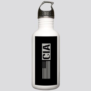 CIA: CIA (Black Flag) Stainless Water Bottle 1.0L