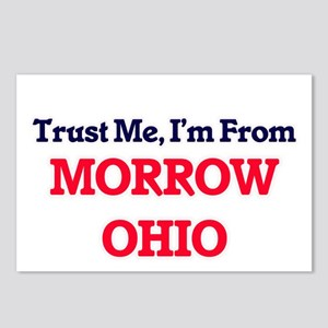 Trust Me, I'm from Morrow Postcards (Package of 8)