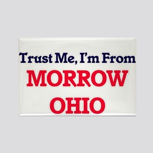 Trust Me, I'm from Morrow Ohio Magnets