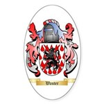 Wauter Sticker (Oval)