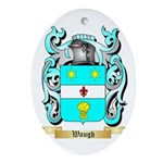 Waugh Oval Ornament