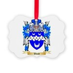 Waud Picture Ornament