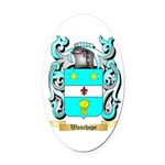 Wauchope Oval Car Magnet