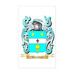 Wauchope Sticker (Rectangle)