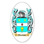 Wauchope Sticker (Oval 10 pk)