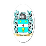 Wauchope 20x12 Oval Wall Decal
