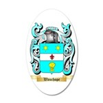 Wauchope 35x21 Oval Wall Decal