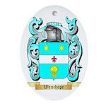 Wauchope Oval Ornament