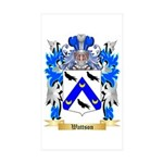 Wattson Sticker (Rectangle 50 pk)