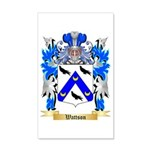 Wattson 35x21 Wall Decal