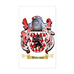 Watterson Sticker (Rectangle)