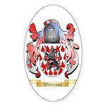 Watterson Sticker (Oval 10 pk)