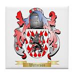 Watterson Tile Coaster