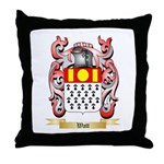 Watt Throw Pillow