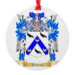Watson Round Ornament