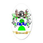 Watson (Scottish) Oval Car Magnet