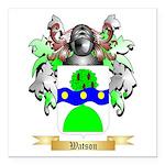 Watson (Scottish) Square Car Magnet 3