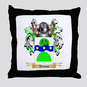 Watson (Scottish) Throw Pillow