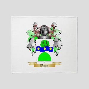 Watson (Scottish) Throw Blanket