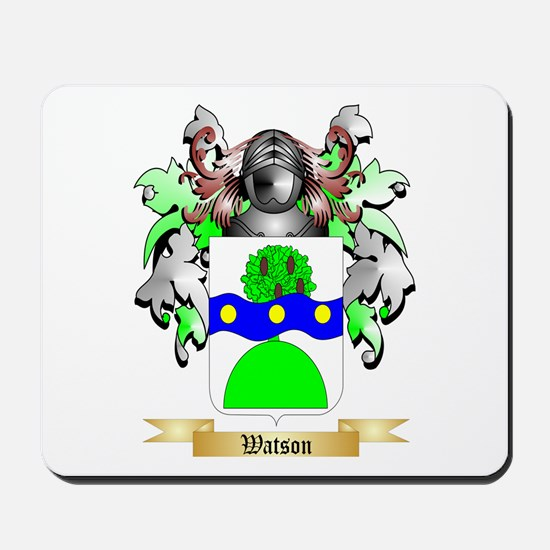 Watson (Scottish) Mousepad