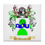 Watson (Scottish) Tile Coaster