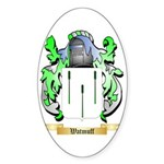 Watmuff Sticker (Oval 50 pk)