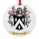Watkiss Round Ornament
