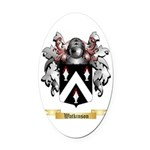 Watkinson Oval Car Magnet