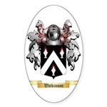Watkinson Sticker (Oval 50 pk)