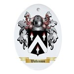 Watkinson Oval Ornament