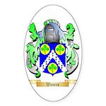 Waters Sticker (Oval 50 pk)