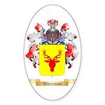 Waterman Sticker (Oval)