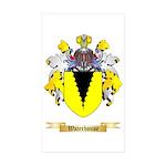 Waterhouse Sticker (Rectangle 50 pk)