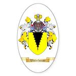Waterhouse Sticker (Oval 50 pk)